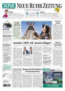 NRZ Neue Ruhr Zeitung Essen-Postausgabe - 05. Oktober 2017