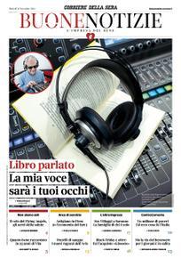Corriere della Sera Buone Notizie – 26 novembre 2019