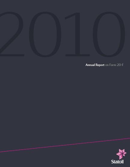 Statoil Annual Report