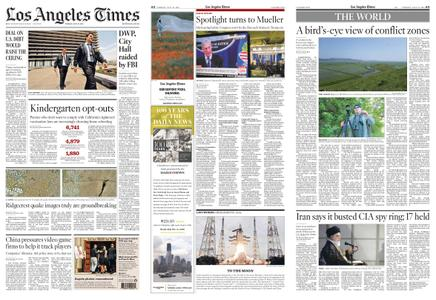Los Angeles Times – July 23, 2019