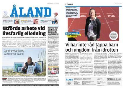 Ålandstidningen – 28 juni 2018
