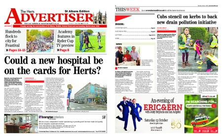 The Herts Advertiser – October 04, 2018
