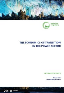 """The Economics of Transition in the Power Sector"" by William Blyth"