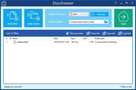 DocuFreezer 3.0.1905.5180