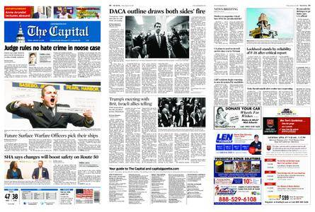 The Capital – January 26, 2018