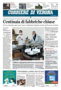 Corriere di Verona – 14 marzo 2020