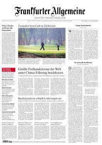 Frankfurter Allgemeine Zeitung - 16 November 2020