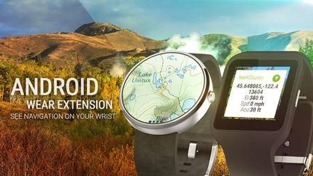 BackCountry Navigator TOPO GPS v6.4.7