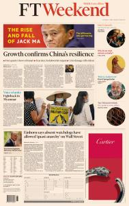 Financial Times Middle East - April 17, 2021