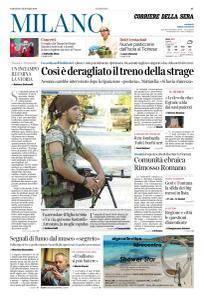 Corriere della Sera Milano - 27 Gennaio 2018