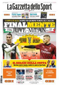 La Gazzetta dello Sport Bergamo – 12 giugno 2020