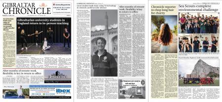 Gibraltar Chronicle – 17 May 2021
