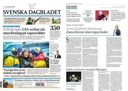 Svenska Dagbladet – 16 februari 2018