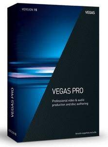 MAGIX VEGAS Pro 15.0.0.321 (x64) Multilingual