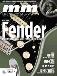 Musikermagasinet - Juni 2017