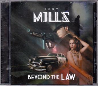 Tony Mills - Beyond The Law (2019)