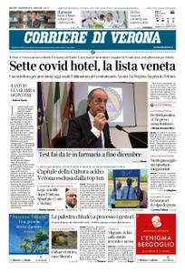 Corriere di Verona – 17 novembre 2020