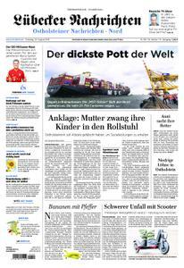 Lübecker Nachrichten Ostholstein Nord - 20. August 2019