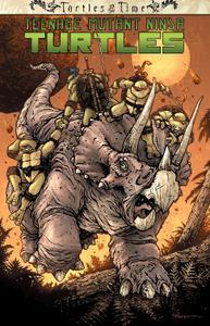 IDW-Teenage Mutant Ninja Turtles Turtles In Time 2014 Hybrid Comic eBook