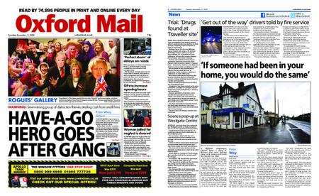 Oxford Mail – December 11, 2018