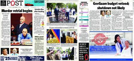 The Guam Daily Post – September 12, 2017