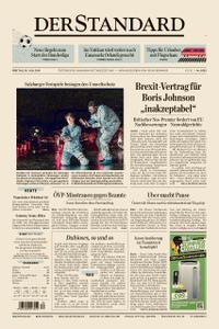Der Standard – 26. Juli 2019