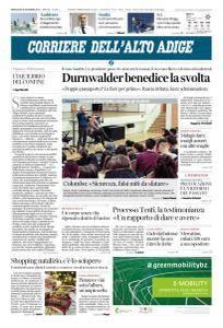 Corriere dell'Alto Adige - 20 Dicembre 2017