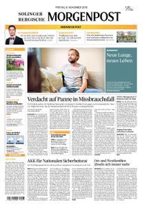 Solinger Morgenpost – 08. November 2019