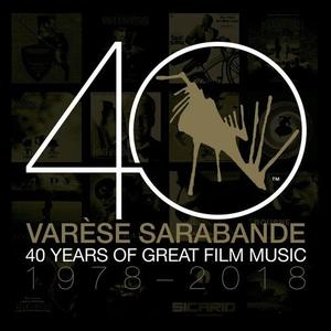 VA - Varèse Sarabande: 40 Years of Great Film Music 1978-2018 (2018) FLAC
