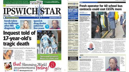 Ipswich Star – February 24, 2021