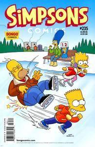 Simpsons Comics 235 (2016)