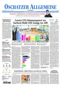 Oschatzer Allgemeine Zeitung - 21. August 2019