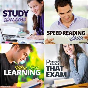 Power Student Hypnosis Bundle: Maximize Your Learning Potential, with Hypnosis [Audiobook]