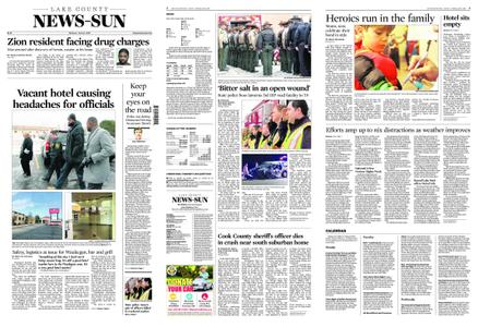 Lake County News-Sun – April 01, 2019