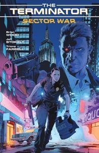 Terminator-Sector War v01 2019 digital The Magicians
