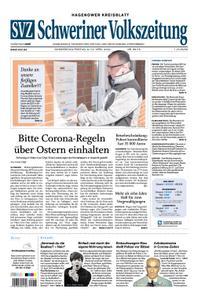 Schweriner Volkszeitung Hagenower Kreisblatt - 09. April 2020