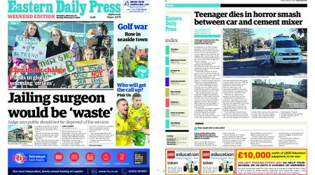 Eastern Daily Press – February 16, 2019
