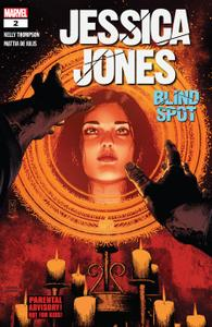Jessica Jones-Blind Spot 002 2020 Digital Zone