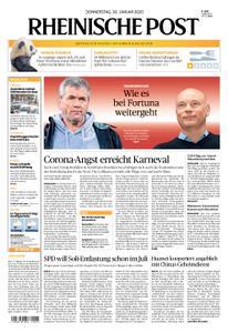 Rheinische Post – 30. Januar 2020