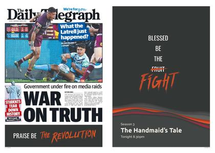 The Daily Telegraph (Sydney) – June 06, 2019