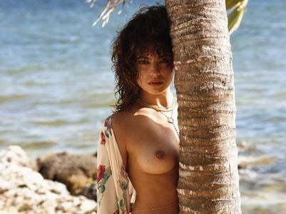Nina Daniele by Stephan Wurth for Playboy March/April 2017