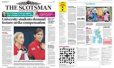 The Scotsman – February 19, 2018