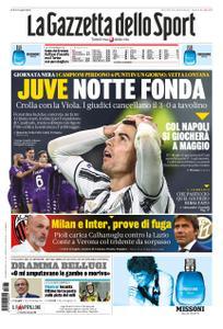 La Gazzetta dello Sport Roma – 23 dicembre 2020