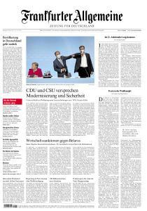 Frankfurter Allgemeine Zeitung - 22 Juni 2021