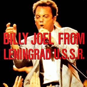 Billy Joel - From Leningrad U.S.S.R. (1987)