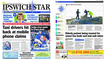 Ipswich Star – February 18, 2019