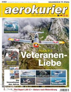 Aerokurier Germany - Juli 2021