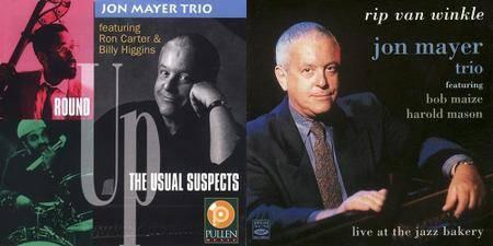 Jon Mayer Trio - 2 Albums (1995-1999)