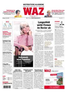 WAZ Westdeutsche Allgemeine Zeitung Oberhausen-Sterkrade - 14. Mai 2019