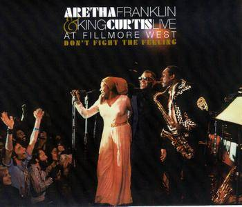 Aretha Franklin & King Curtis - Live At Fillmore West: Don't Fight The Feeling (1971) [2005, 4CDs Numbered Limited Edition]